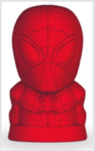 Человек паук ластик стиратель пятерочка